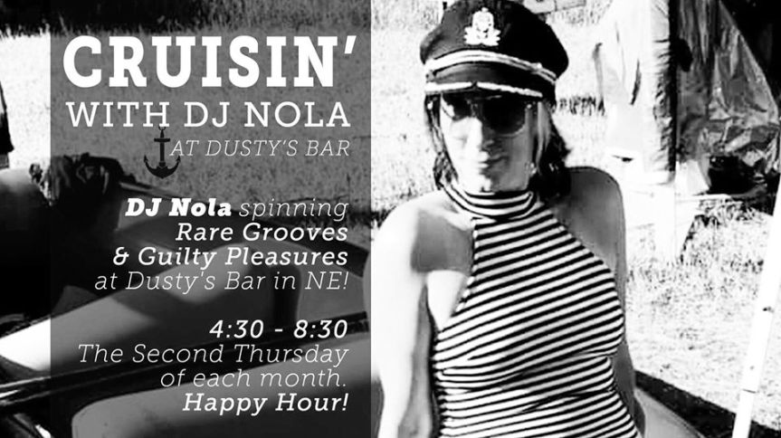 cruisin' with dj nola